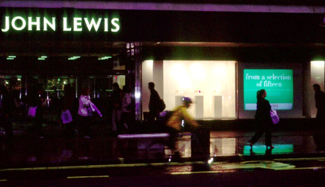 John Lewis - Oxford Street