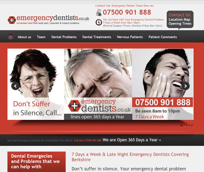 www.emergencydentists.co.uk
