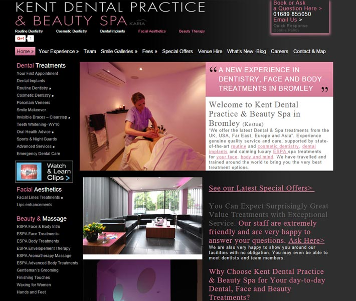 www.kentdentalspa.co.uk