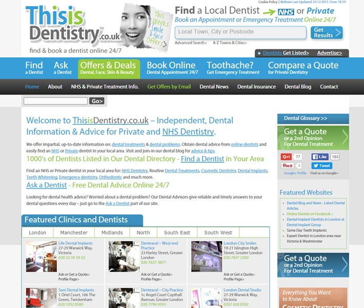 www.thisisdentistry.co.uk
