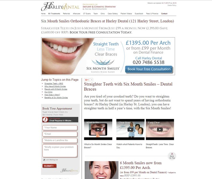 www.harleydental.com/6-month-smiles