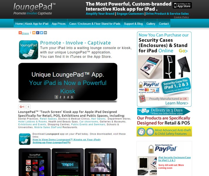 www.loungepad.com