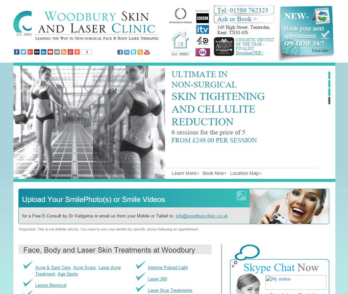 www.woodburyskinandlaser.co.uk