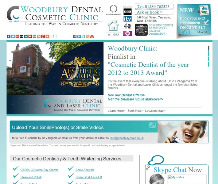 <a href='http:// www.woodburycosmeticdentist.co.uk'target='_blank'>See Landing Page</a>