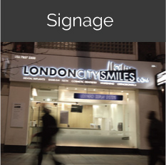 Signage - See Our Work