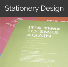 Stationery Design - See Our Work