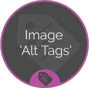 Image alt-tags seo onsite optimisation web page