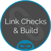 Link Checks & build seo onsite optimisation web page