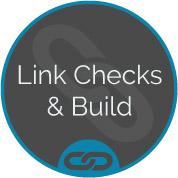 Link Checks & build seo onsite optimisation web page