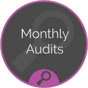 monthly audits seo onsite optimisation web page